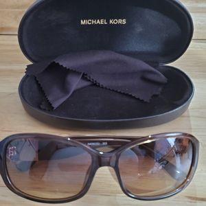 Michael Kors Sun Glasses with case
